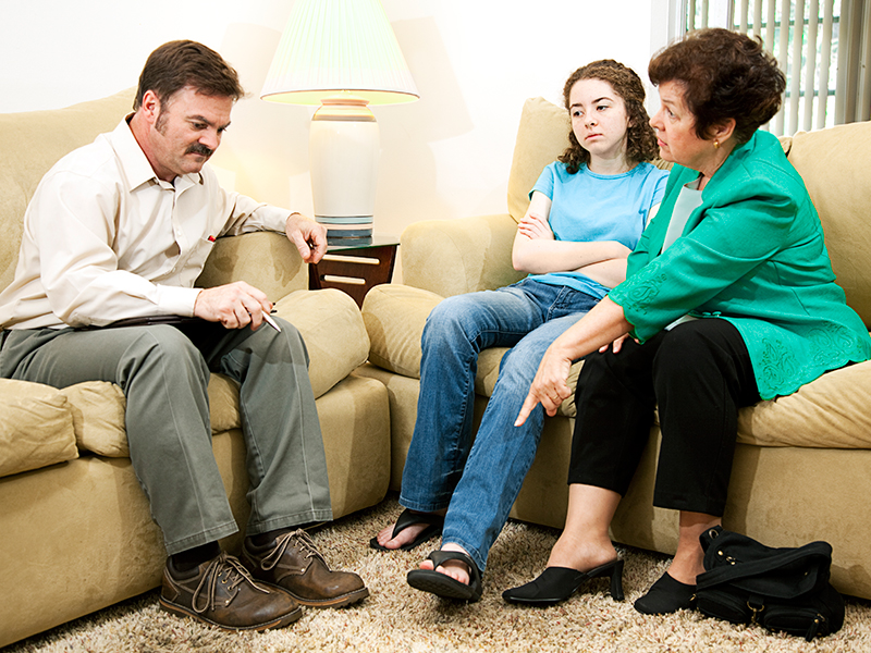 Christian Family Counseling
